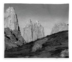 Chile_110-12 Fleece Blanket