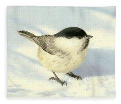Song Birds Fleece Blankets