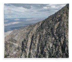 Chino Canyon South Fleece Blanket