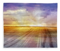 Choices Fleece Blanket