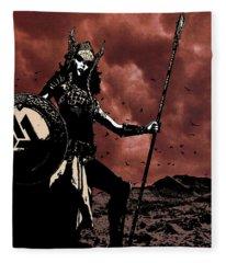 Chooser Of The Slain Fleece Blanket