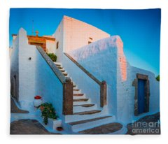 Chora Chapel Fleece Blanket