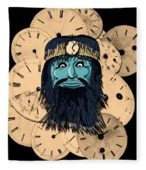 Chronos Fleece Blanket