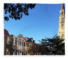 Church Street Fleece Blanket