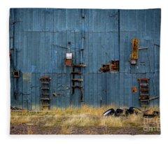 Chutes And Ladders Fleece Blanket