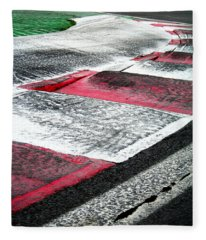 Circuit De Montreal ... Fleece Blanket