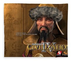 Civilization Iv Fleece Blanket