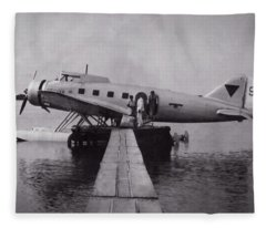 Clark Ga-43 Fleece Blanket