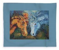 Clash Fleece Blanket