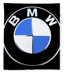 Classic Bmw Fleece Blanket