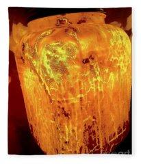 Classic Lighting Art 3 Fleece Blanket