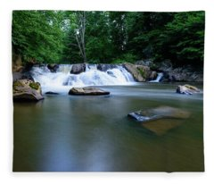 Clear Creek Fleece Blanket