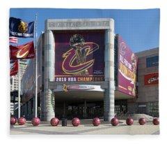 Cleveland Cavaliers The Q Fleece Blanket