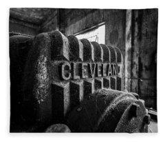 Cleveland Fleece Blanket