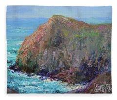 Cliff Fleece Blanket