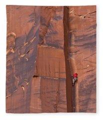 Climber Indian Creek Fleece Blanket