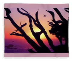Closing Time Fleece Blanket