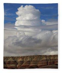 Cloud 1 Fleece Blanket