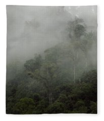 Cloud Forest Fleece Blanket