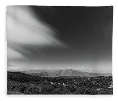Cloud's Edge Fleece Blanket