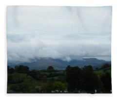 Cloudy View Fleece Blanket