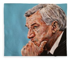 Coach Dean Smith Fleece Blanket