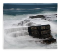 Coastal Dreams 1 Fleece Blanket