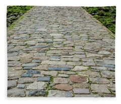 Cobbled Causeway Fleece Blanket