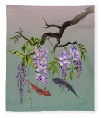 Cogan's Pond Fleece Blanket