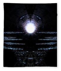Cold Tunnel Fleece Blanket