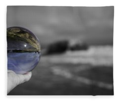 Color Ball Fleece Blanket