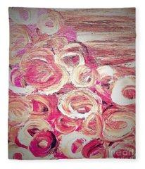 Color Trend Mesmeric Dream Fleece Blanket