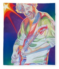 Colorful Trey Anastasio Fleece Blanket