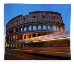 Colosseum Rush Fleece Blanket