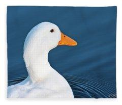 Come Swim With Me Fleece Blanket