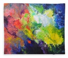 Comet Fleece Blanket
