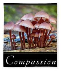Compassion Fleece Blanket