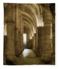 Paris, France - Conciergerie - Exit Fleece Blanket