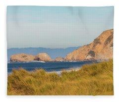 Cool Breeze  Fleece Blanket