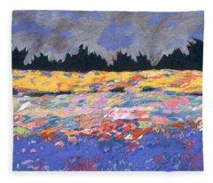 cooney sunset I Fleece Blanket
