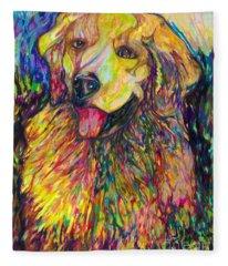 Cooper Fleece Blanket