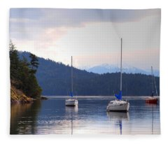 Cooper's Cove 1 Fleece Blanket