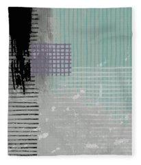 Corporate Ladder Fleece Blanket