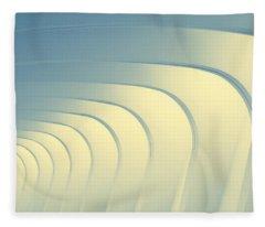 Corridoio D'incurvatura Fleece Blanket