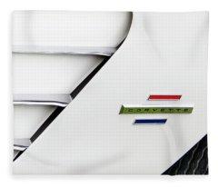 Corvette Vents Fleece Blanket