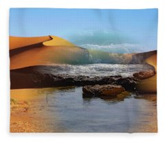 Could This Really Happen? Fleece Blanket