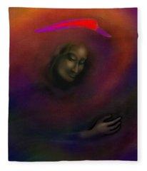 Courage To Create Fleece Blanket