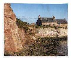 Cove Harbour Fleece Blanket