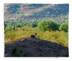 Coyote Hill Fleece Blanket