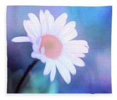 Crazy Daisy Fleece Blanket
